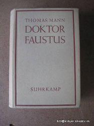 Mann, Thomas,  Konvolut v. 44 Büchern v. Thomas Mann / 1. Joseph und seine Brüder,