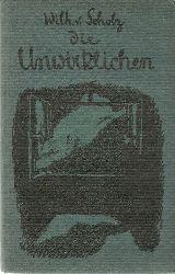 Scholz, Wilhelm von,  6 Titel / 1. Das unterhaltsame Tagebuch,