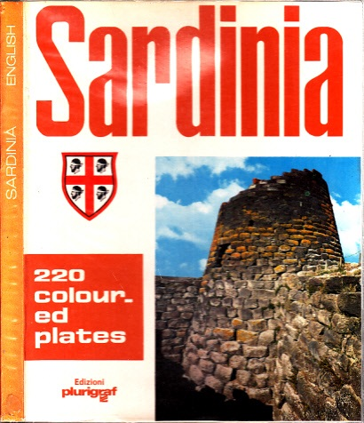 Santini, Loretta; Sardinia 220 coloured plates