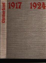 Mirowa-Florn, Edel und Leonhard Kossuth:  Oktober-Land 1917-1924