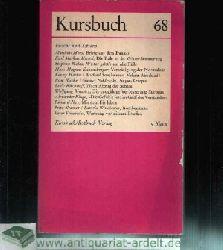 Michel, Karl Marcus und Tilman Spengler: Kursbuch 68 Furcht und Zittern