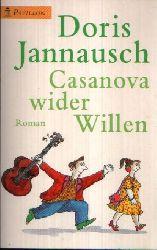 Jannausch, Doris: Casanova wider Willen Pavillon Taschenbuch Nr. 02/ 0131