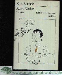 Bartsch, Kurt: Kalte Küche Parodien 1. AUflage