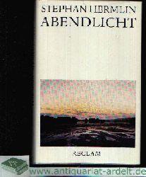 Hermlin, Stephan: Abendlicht 2. Auflage