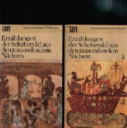 Henning, Max; Erzählungen der Schehersad aus den tausendundein Nächten - Band 1 und Band 2 1. Auflage