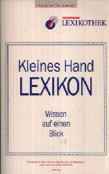 Dr. Zeltner, Renate:  Kleines Hand Lexikon Wissen auf einen Blick