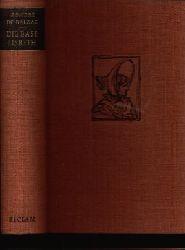 De Balzac, Honore:  Die Base Lisbeth