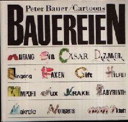 Bauer, Peter; Bauereien Cartoons 2. Auflage