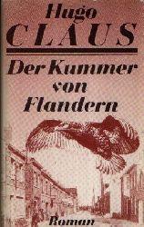 Claus, Hugo;  Der Kummer von Flandern
