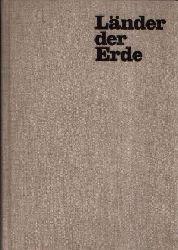 Autorengruppe;  Länder der Erde - Politisch-ökonomisches Handbuch mit Einzelbeschreibungen der Länder