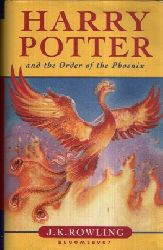 Rowling, Joanne K.; Harry Potter and the Order of the Phoenix
