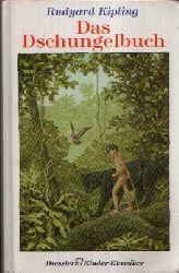 Kipling, Rudyard:  Das Dschungelbuch