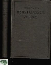 Förster, Max and L. Herrig:  British Classical Authors with Biographical Notices - on the Basis of a Selection - Volume I + II