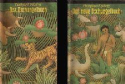 Kipling, Rudyard;  Das Dschungelbuch - Das neue Dschungelbuch 2 Bücher