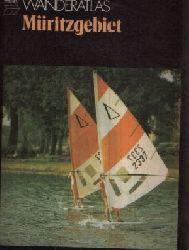 Voigtländer, Ulrich: Müritzgebiet Wanderatlas 4. Auflage