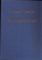 Pressler, Mirjam: Stolperschritte 1. Auflage