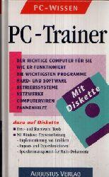 Bach, Alexander, Reiner Backer und Hartmut Schultes:  PC- Trainer