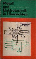Autorenkollektiv: Metall und Elektrotechnik in Übersichten Einführung in die sozialistischen Produktion  Wissensspeicher für die Klassen 7-10 4. Auflage