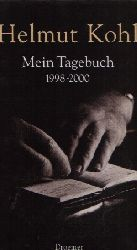 Kohl, Helmut: Mein Tagebuch 1998-2000 o.A.