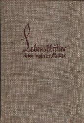 Nicolmann, Margarete;  Lebensblätter einer tapferen Mutter Eine Geschichte vom unsichtbaren Königreich