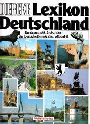 Autorengruppe; Diercke Lexikon Deutschland Bundesrepublik Deutschland und Deutsche Demokratische Republik Lizenzausgabe