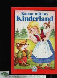 Langer, S.; Komm mit ins Kinderland