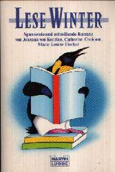 Autorenkollektiv: Lese Winter Sommerschatten - Das schwarze Samtgewand - Unruhige Nächte Bastei- Lübbe- Taschenbuch Band 11900