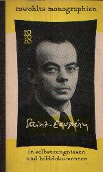 Estang, Luc:  Antoine de Saint- Exupéry in Selbstzeugnissen und Bilddokumenten