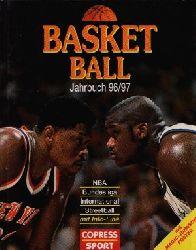 Kränzle, Peter und Margit Brinke:  Basketball Jahrbuch 96/ 97