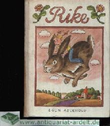 Aderhold, Egon: Rike 2. Auflage