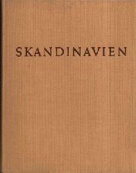 Hagen, Gunther; Skandinavien - Dänemark, Schweden, Norwegen - Ein Bildwerk