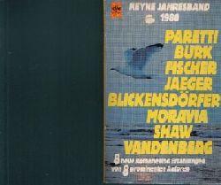 Autorenkollektiv: Heyne Jahresband 1980 Genehmigte Lizenzausgabe