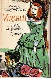 Stauffer-Bellardi, Andreas:  Virabell, Tochter der Granden