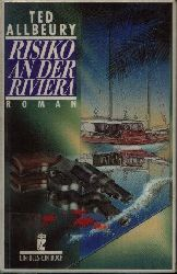 Allbeury, Ted:  Risiko an der Riviera Thriller