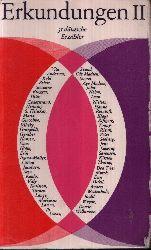 Kähler, Rudolf; Erkundungen II - 31 dänische Erzähler 2. Auflage