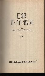 Hudson, Jeffery:  Die Intrige Roman