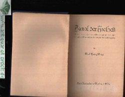 Voigt, Karl-Heinz: Fanal der Freiheit Roman um Johann Philipp Palm aus der Zeit Deutschlands tiefer Erniedrigung 4.-6. tausend