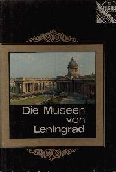 Muschtukow W., Tichonow L.:  Die Museen von Leningrad Museumsführer