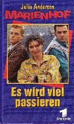 Andersen, Julia; Marienhof - Es wird viel passieren Roman zur gleichnamigen ARD-Serie