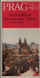 Rybar, Ctibor;  Prag - Fremdenführer, Informationen, Fakten