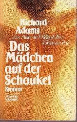 Adams, Richard: Das  Mädchen auf der Schaukel 2. Auflage