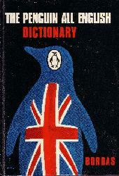 Garmonsway, G. N. and Jaqueline Simpson:  The Penguin all english dictionary