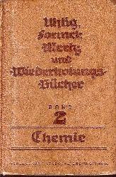 Uhlig, Friedrich: Chemie Band 2
