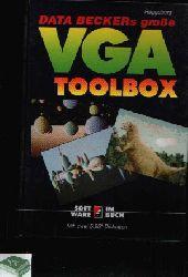 Rüggelberg, Jan:  DATA Beckers große VGA-Toolbox