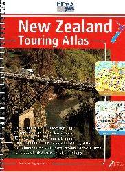 Autorengruppe: New Zealand - Touring Atlas