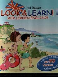Autorengruppe: Look & learn! Wir lernen Englisch Wie heißt das auf Englisch? Schau nach! ; mit 99 Fenstern