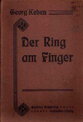 Keben, Georg: Der Ring am Finger