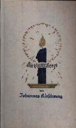 Kirschweng, Johannes:  Die blaue Kerze oder Das Geheimnis der Heimat