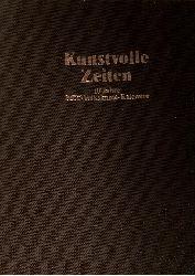 Autorengruppe: Kunstvolle Zeiten, 10 Jahre MD Volkskunst Kalender