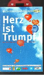 Uwe Zündorf; Herz ist Trumpf! - Das Herz-Tagebuch mit Herz-Uhr